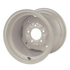 JANTE 12 X 10.5  5T valve garde PILOT 3.13 OFFSET 0 GRIS