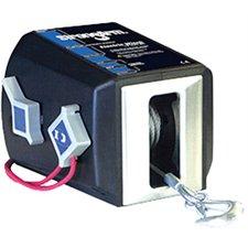 WINCH 9000DC ELECTRIQUE DUTTON  3000 lbs 12 volt